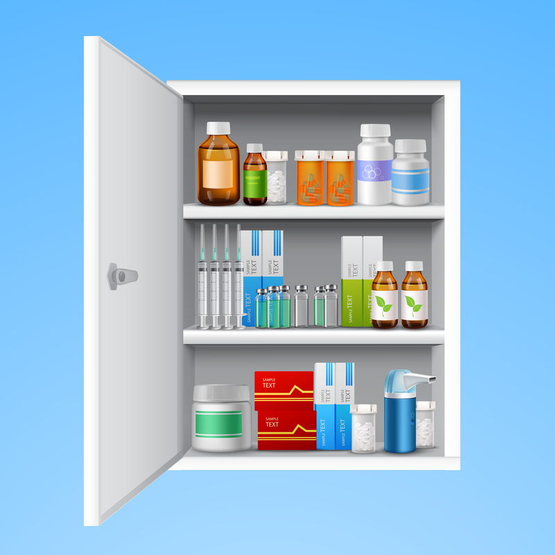 what medicines do you need in your cabinet