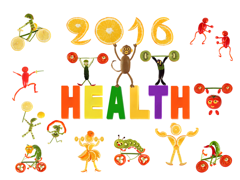 new years health resolutions