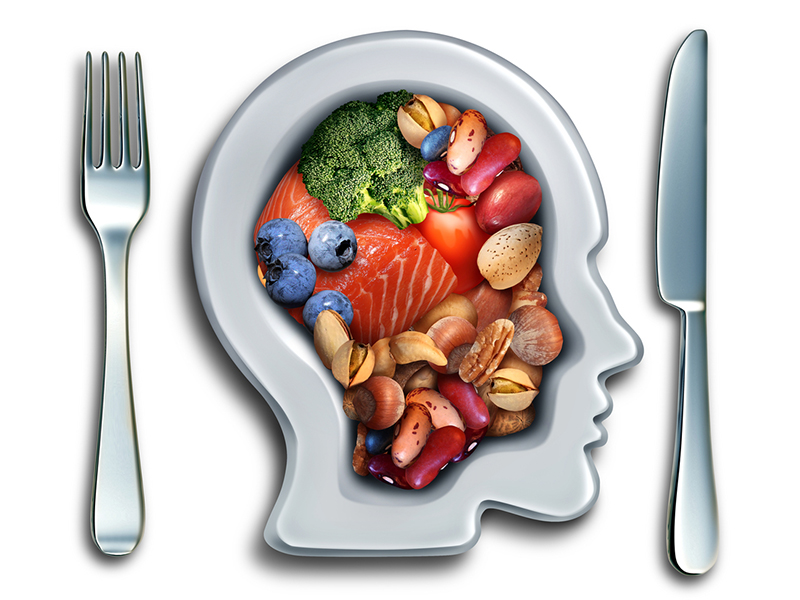 does diet affect mental health