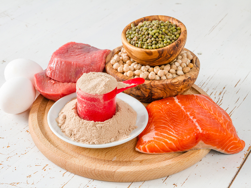 protein is good for you